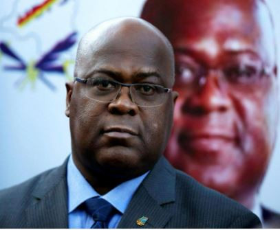 Opposition candidate, Felix Tshisekedi wins Presidential election in Congo