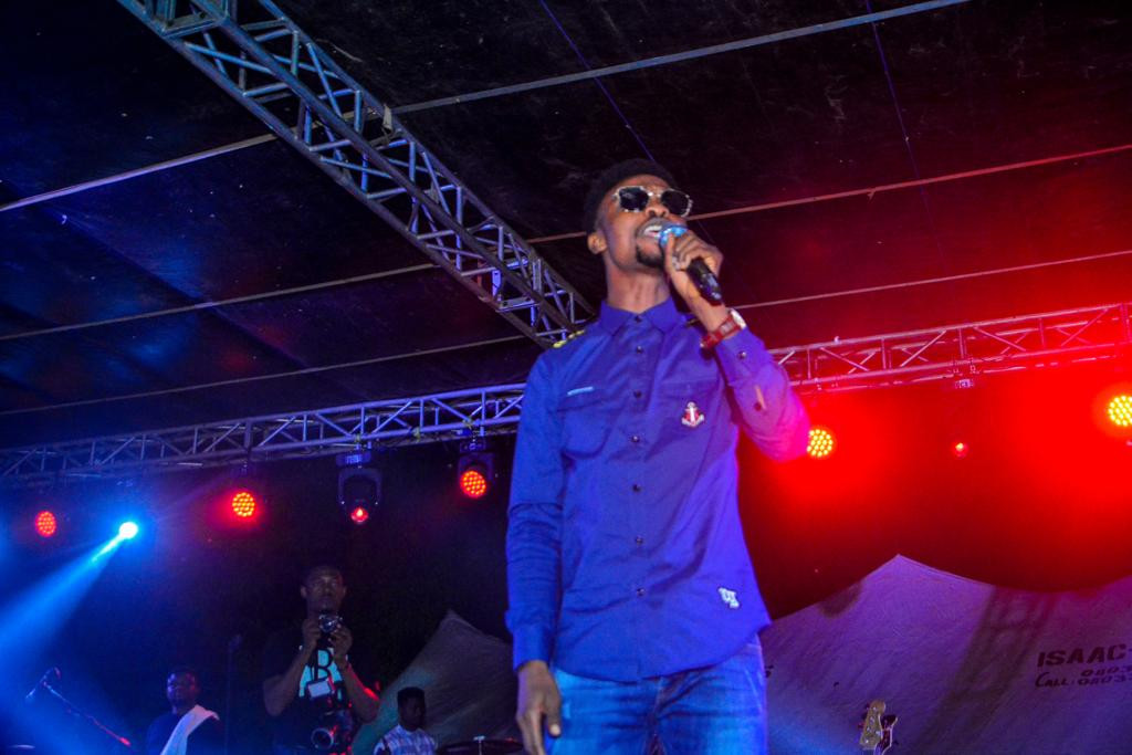 PHOTOS: Kcee headlines ULI MUSIC FESTIVAL 2018 among other Nigerian superstars