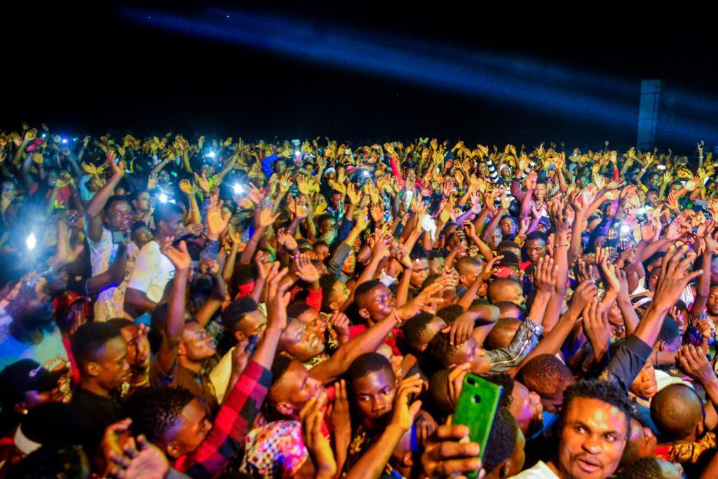 PHOTOS: Kcee headlines ULI MUSIC FESTIVAL 2018 among other Nigerian superstars