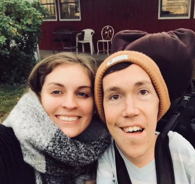 Physically challenged man and his able-bodied girlfriend talk about their relationship to break stigma around?disability