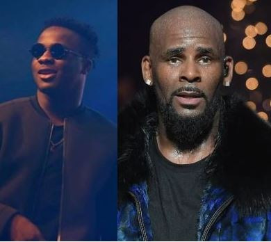Image result for Nigerian Singer, Koker Reacts To S e x u a l Assault Allegations Against R. Kelly