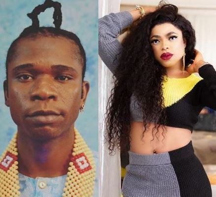 'You are a dead oracle' - Bobrisky says as he leaks screenshots of his DM that shows Speed Darlington 'begging him'