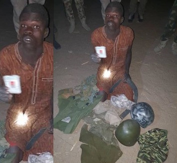 Troops arrest wanted Boko Haram terrorist  in Borno