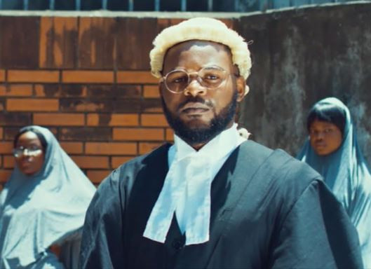 Again,?Falz shades MURIC,?politicians and pastors in new video?