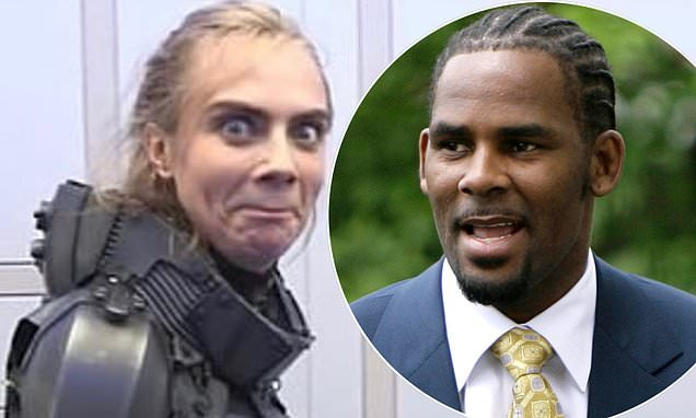 Cara Delevingne loses more than 50K followers after slamming R. Kelly following series of sexual abuse allegations against him
