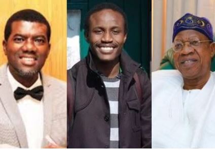 #AmaechiTapes: Reno Omokri describes Tolu Ogunlesi as a