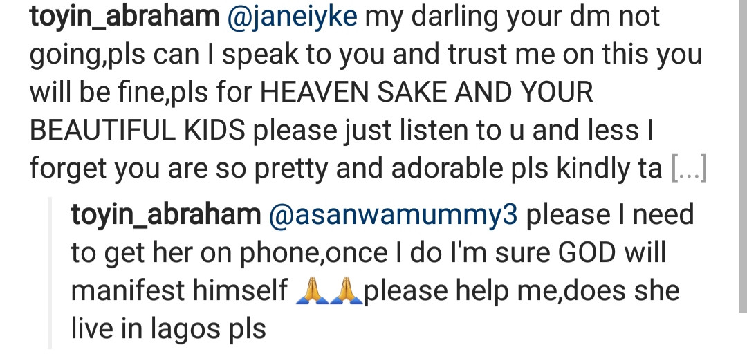 Nigerian mum leaves disturbing note on IG