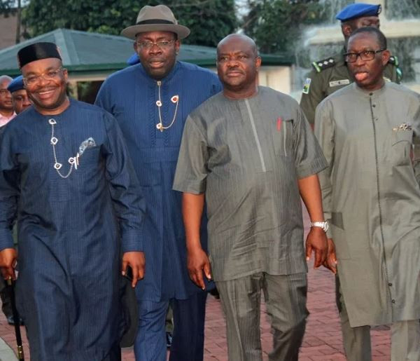 South-South governors tell Chief Justice?Onnoghen to shun Code of Conduct trial today