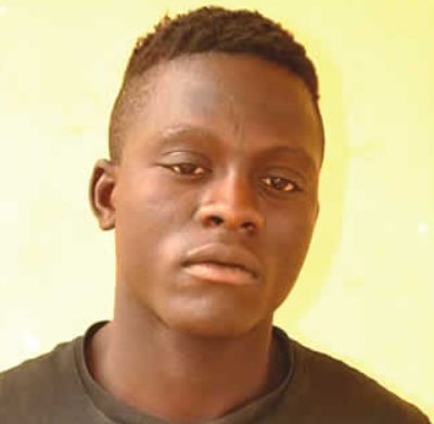 Man arrested for stabbing his wife to death in Niger state (photo)