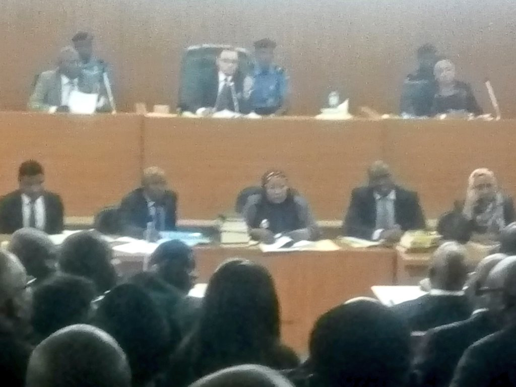 Breaking: Justice Walter Onnoghen absent as CCT proceedings begin