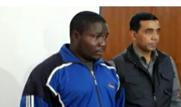 Photo: Nigerian national arrested with cocaine at airport in India