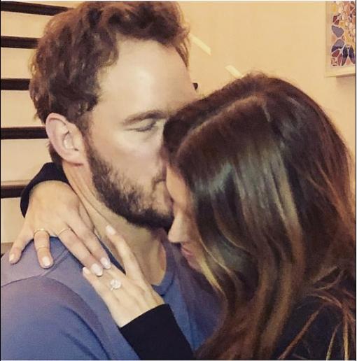 Actor Chris Pratt announces engagement to Katherine Schwarzenegger