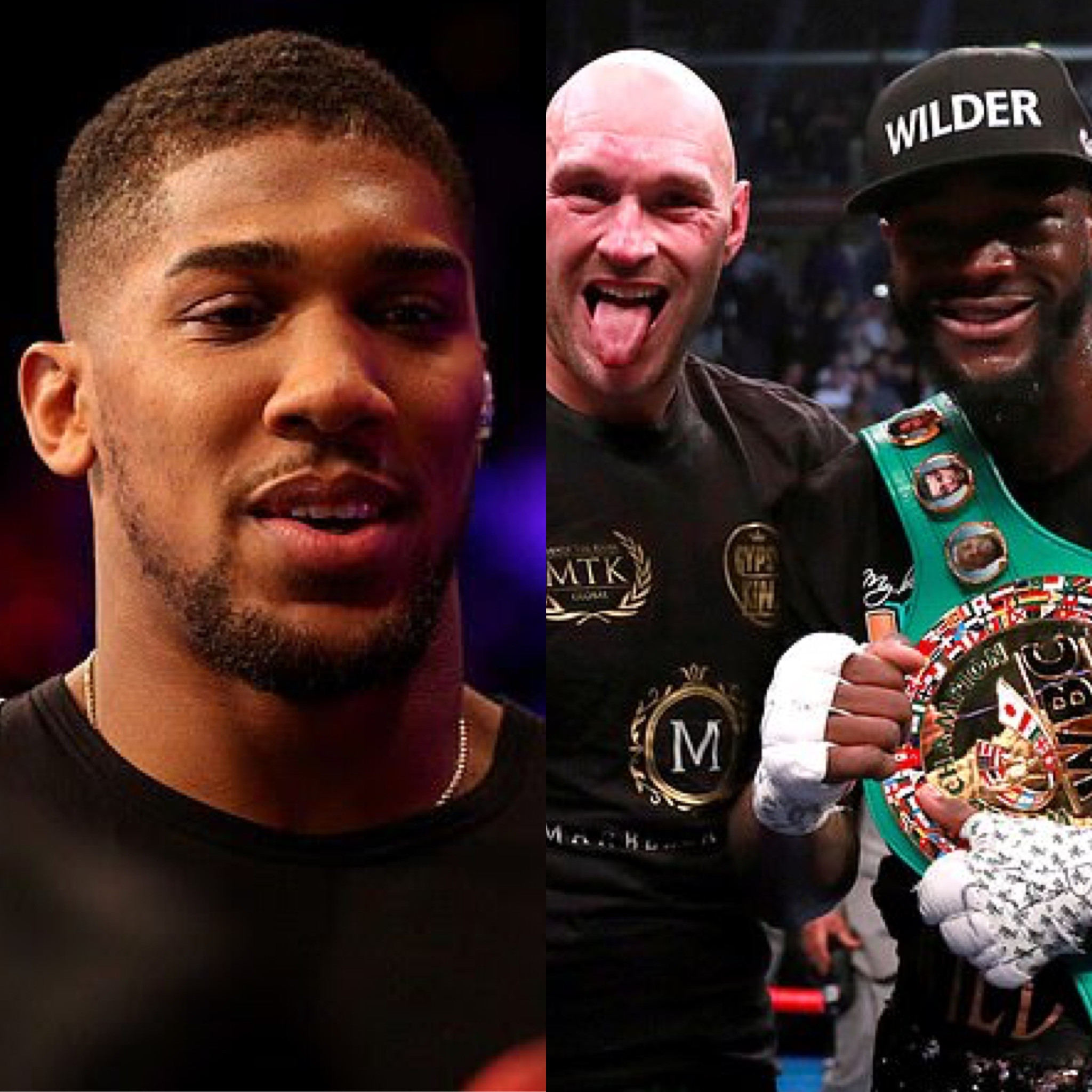 'Deontay Wilder and Tyson Fury: if you think you can beat Anthony Joshua, come get him' - AJ's manager, Eddie Hearn, pleads ahead of 10 day deadline