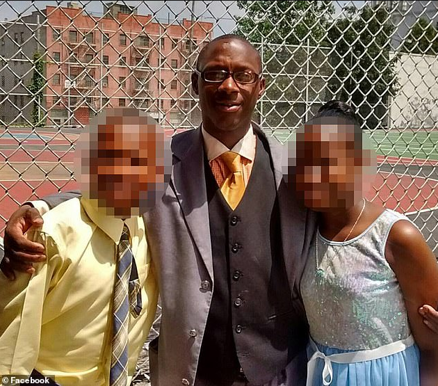 Pastor is accused of raping his 14-year-old daughter over the course of six years (video)