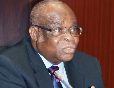 Breaking: My home not raided by EFCC ? CJN Walter Onnoghen says
