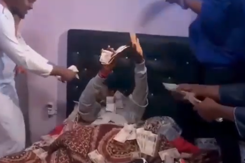 Igbo men go viral with the manner in which the surprised their friend on his birthday