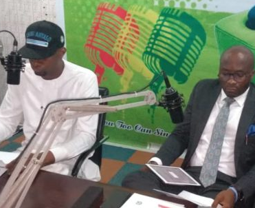 Video: ?Screw yourself? Billionaire businessman and House Of Reps candidate, Chima Anyaso tells contender during live debate