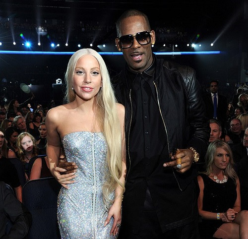 Lady Gaga accused of still keeping her collaboration with R Kelly despite announcing she