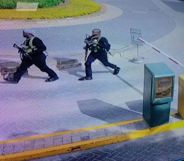 """""""I recognized one of the terrorists"""" - says survivor of the deadly Kenyan hotel attack"""