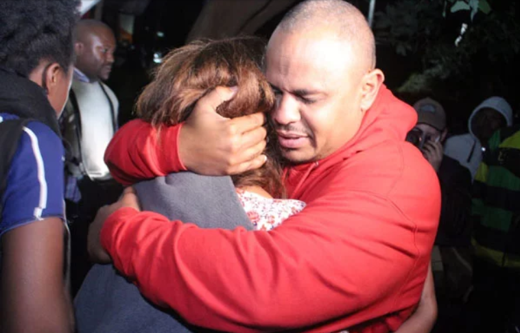 """I recognized one of the terrorists"" - says survivor of the deadly Kenyan hotel attack"