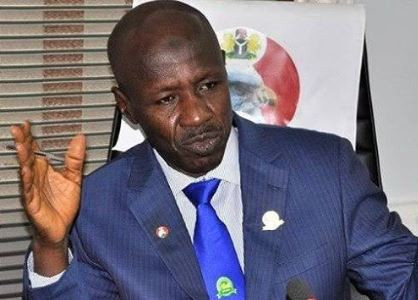 EFCC boss,?Ibrahim Magu leads detectives to Ghana to block slush funds of politicians relying on it to run their campaigns?