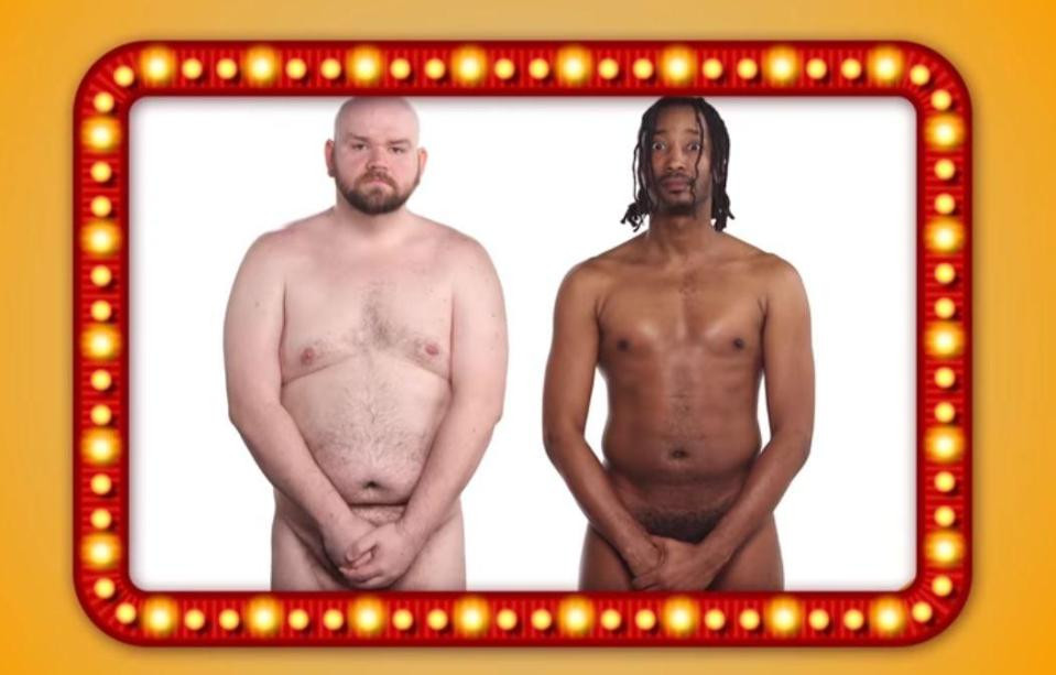 4 men go naked to compare penis sizes (+18 photos/video)