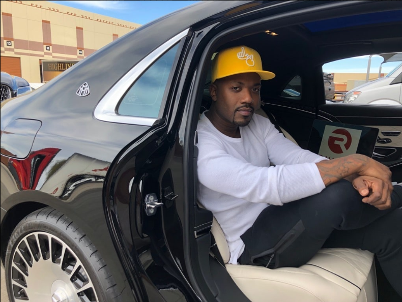 Ray J buys himself 2018 Mercedes-Benz Maybach and 2019 Lincoln Navigator to celebrate his 38th Birthday (Photos)