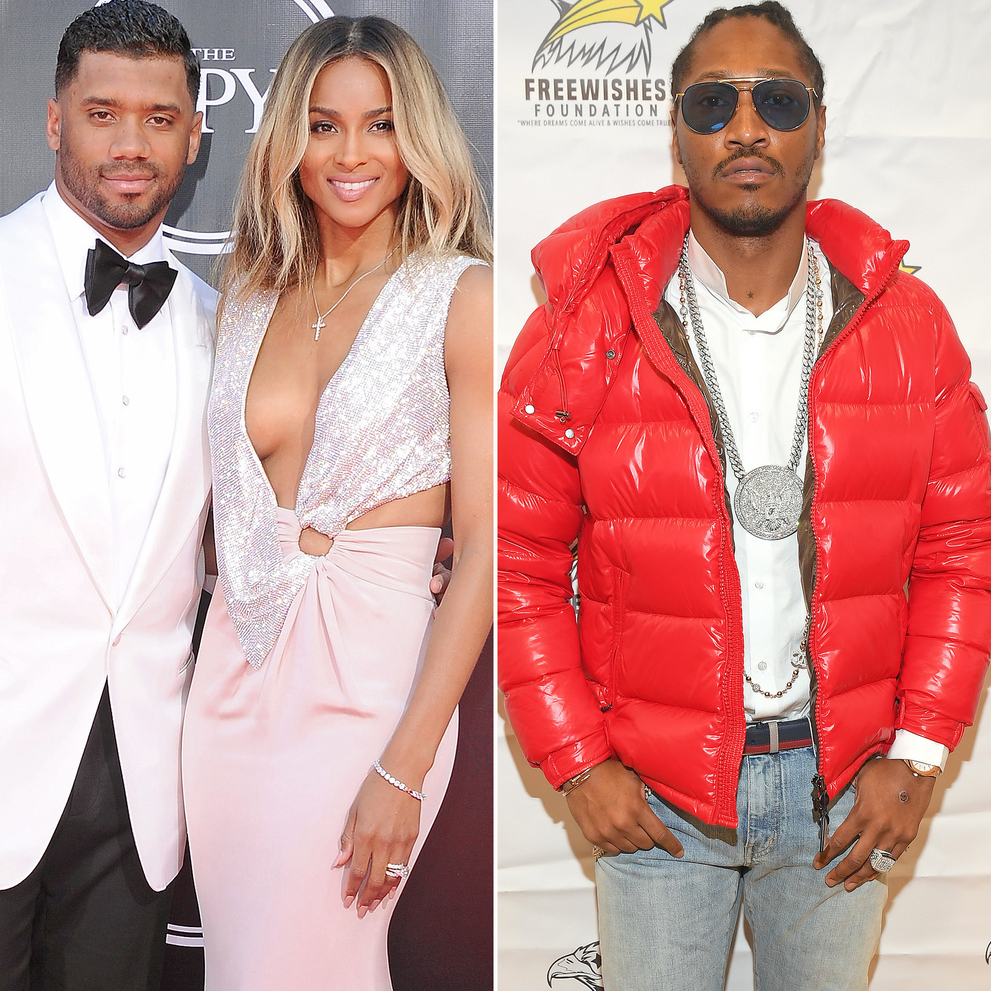 Future blasts Ciara's husband, Russell Wilson