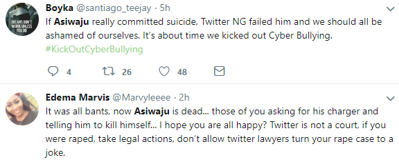 Nigerians divided over the news of businessman, Asiwaju Michael, committing suicide hours after he was accused of rape