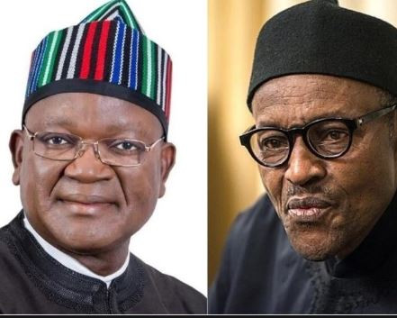 Benue State Governor, Samuel?Ortom apologises to Nigerians for supporting President Buhari in 2015