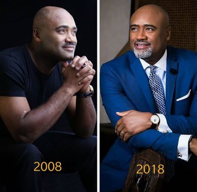 Check out Pastor Paul Adefarasin and wife, Ifeanyi