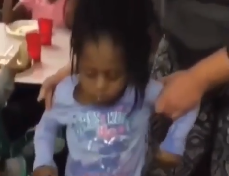 Outrage as white female daycare workers livestream themselves abusing a black child in front of other children (Disturbing video)