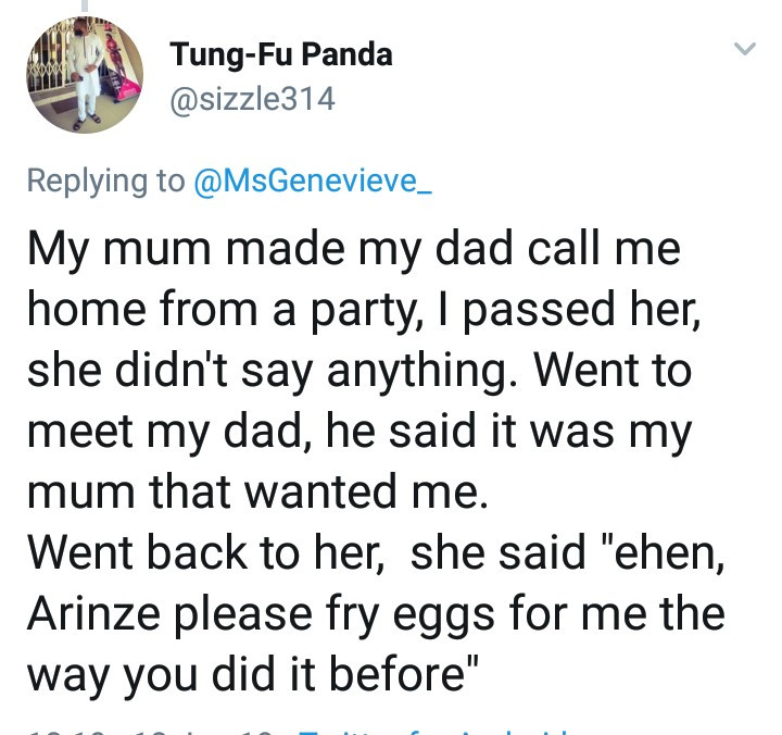 "Hilarious replies follow after Twitter user asked ""How dramatic was your mum"""