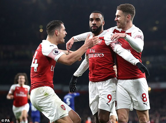 Arsenal surprisingly humiliate Chelsea 2-0  (Epl Match of the Day, as it happened)