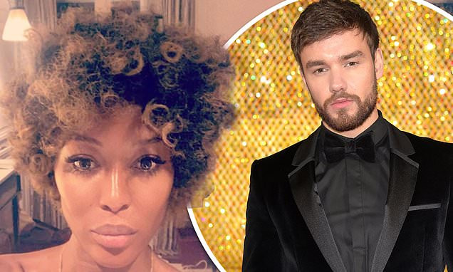 See the very flirty message Liam Payne, 25, left on Naomi Campbell