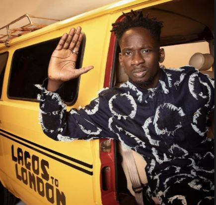 'I don't own a car, but I buy cars for people' - Mr Eazi