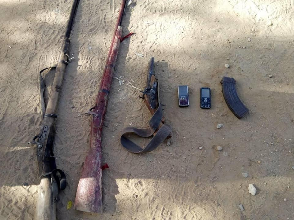 Troops rescue two women from Boko Haram captivity (photos)