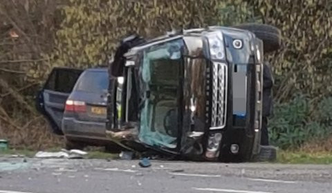 Woman who was injured when Prince Philip crashed into the car she was in says she wants him