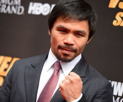 Manny Pacquiao suffers eye problem after defeating Adrien Broner and his Los Angeles?home also got burglarized