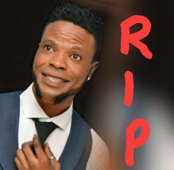Young Yoruba actor,?Adewale Olarenwaju aka