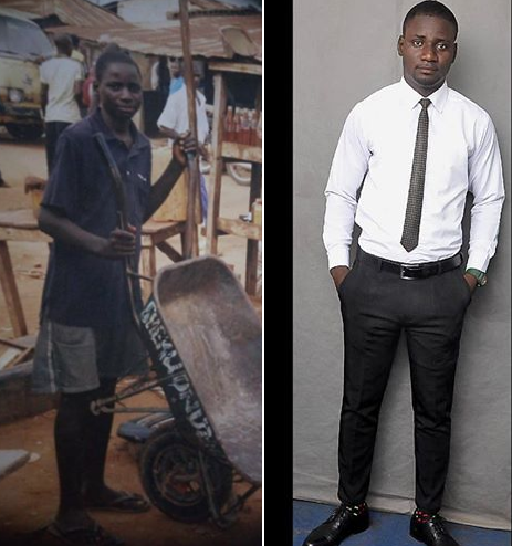 This Twitter user's 10 years challenge photo will inspire you