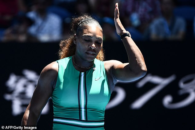 Serena Williams knocked out of Australian Open (Photos)