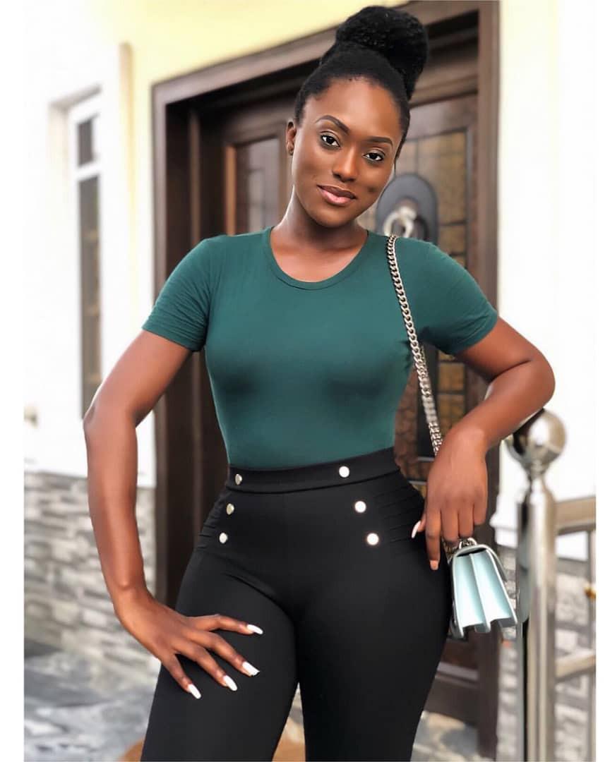 Actress, Linda Osifo, acquires multi-million naira home in Lagos (photos)