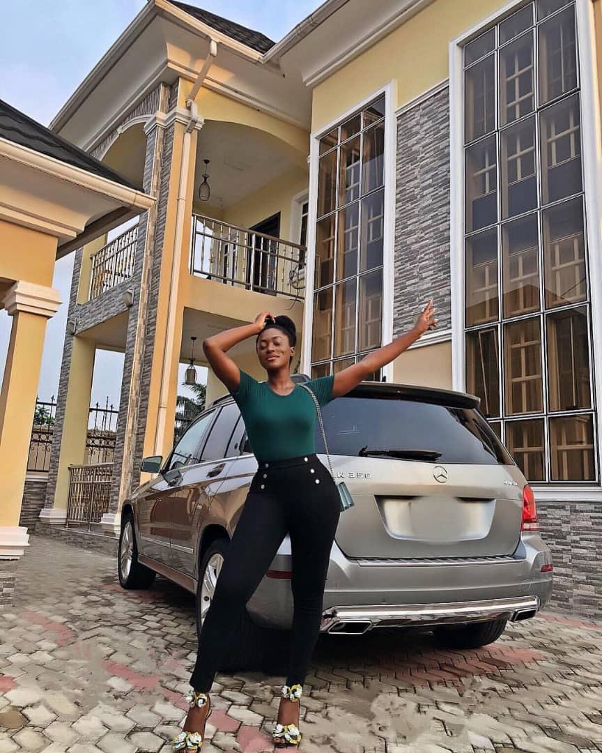Linda Osifo buys new house in Lagos