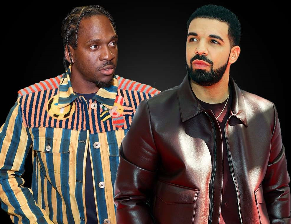 I'm hearing you wanna try again, this time I'm not gonna play with you' - Pusha T issues stern warning to Drake