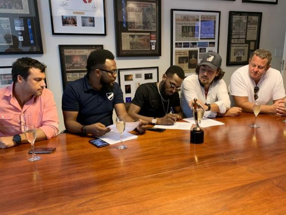 Image result for D'banj's DKM Partners With CSA Global In One Of A Kind Pan-African Cultural & Business Collaboration