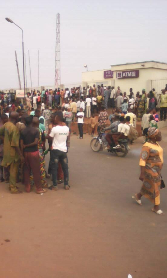 Three killed in Osun bank robbery attack (photos)