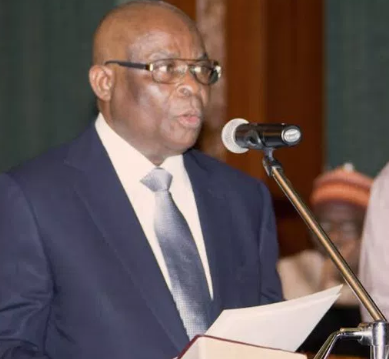 Justice Onnoghen denies reports he has resigned from office