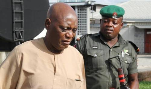 Breaking: INEC chiefs jailed 7 years for receiving N264m bribe from Diezani