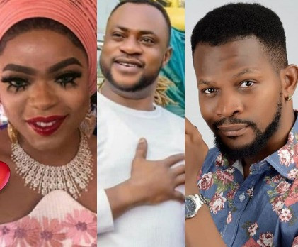 Uche Maduagwu drags Bobrisky for insulting actor Odunlade Adekola, says he will be petitioning the IG of Police (Video)
